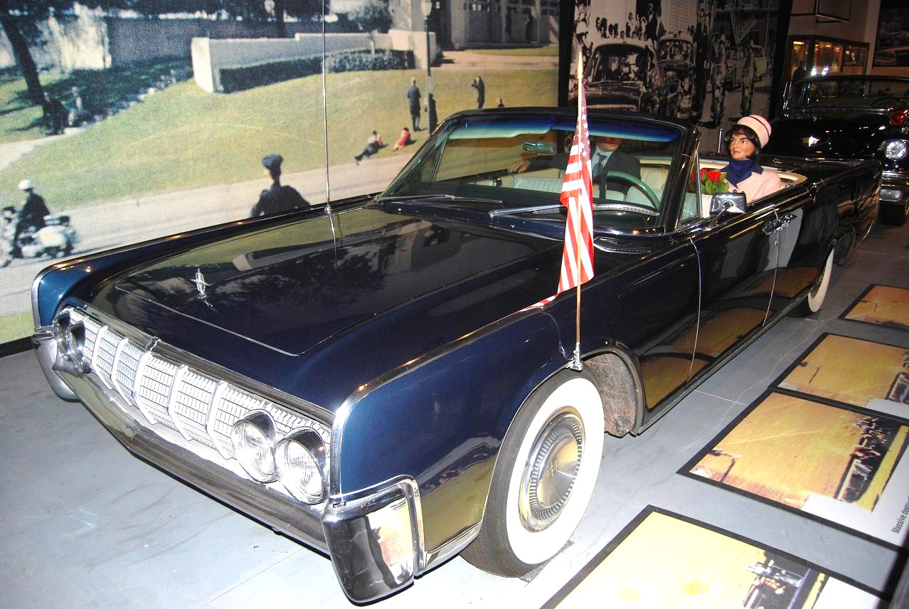 Kennedy Cars In Collections And Museums