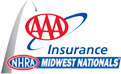 3rd Annual AAA Insurance NHRA Midwest Nationals @ Gateway Motorsports Park | Madison | Illinois | United States