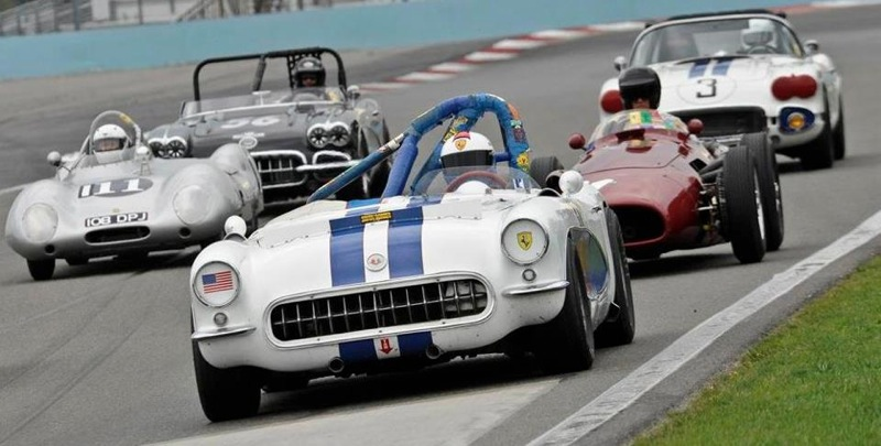 Indianapolis Motor Speedway To Host Vintage Racing Event