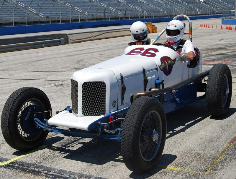 First Flathead Ford Indycar a Winner Every Time -