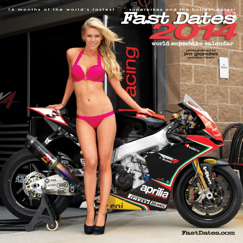 New 2015 FastDates.com Motorcycle & PinUp Model Calendars Now ...