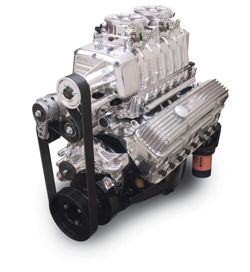 Edelbrock Enforcer Engine -
