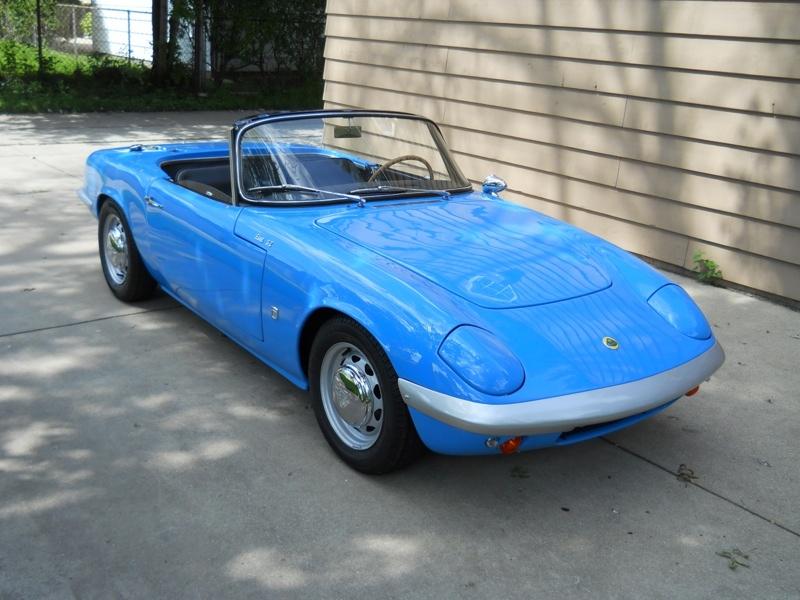 1966 Lotus Elan S2 -