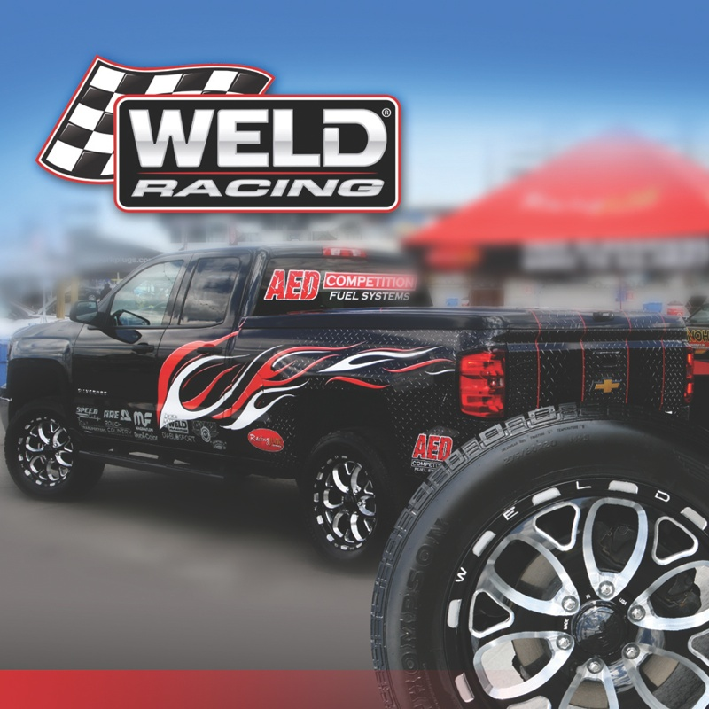 WELD Racing Teams Up with AED Performance, RacingJunk.com to Give ...