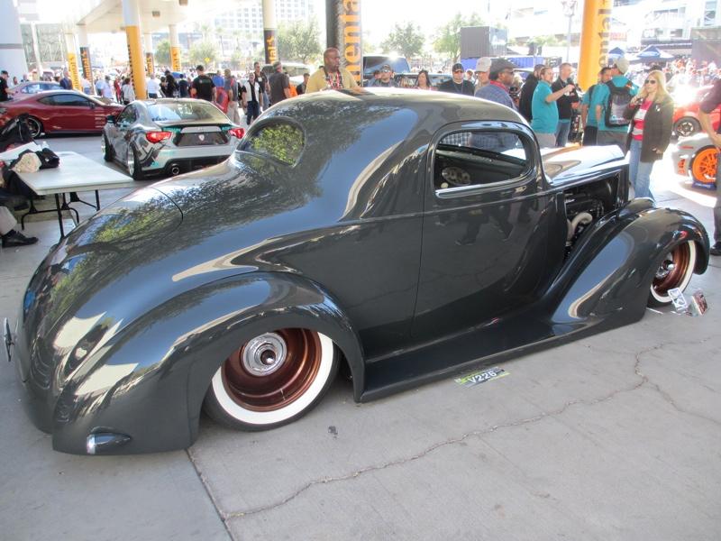G3 Rods 1937 Packard -