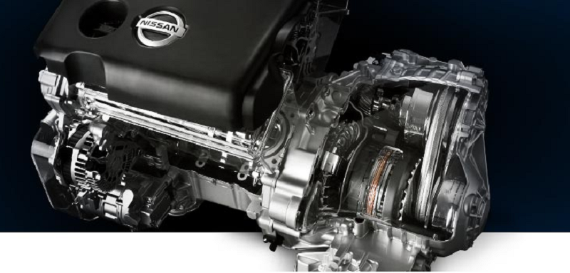 Renault -Bissan's CVT is already offered on several Nissan vehicles in the United States and around the world.