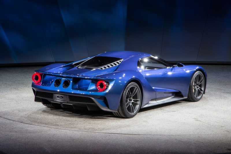 Pricing And Production Numbers For The New Ford Gt Announced