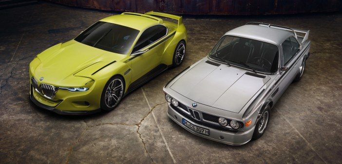 BMW 3.0 CSL Homagae Concept Enrages Some, Impresses Others