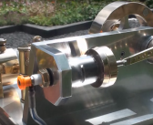 Video: Two Stroke Engine With a Glass Cylinder