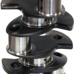 Stock crankshafts hold up well even at extreme power levels, but in the event one fails, figure on spending $4,000 to $4,500 for a custom Duramax crank, up to $6,500 for a Cummins crank, and as much as $10,000 to $12,000 for a custom John Deere or International crank.