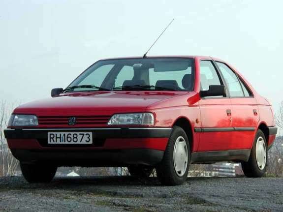 The 1992 Peugeot 405 is to date the last French car sold in the US.