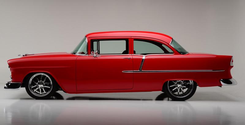 1955 Chevy 210 Sedan -
