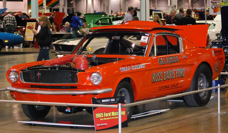 Muscle Car And Corvette Nationals Visit Chicago