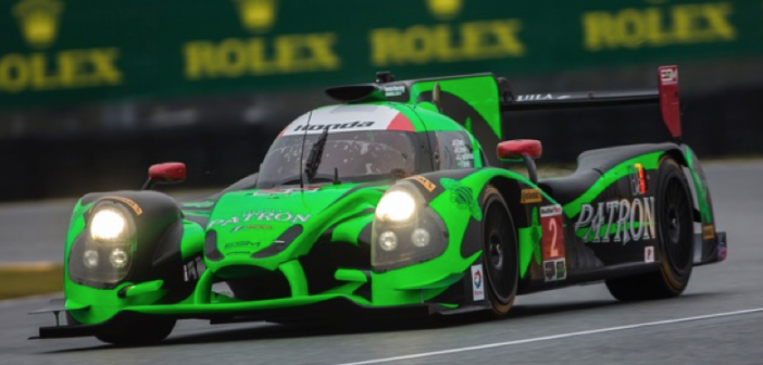 Honda, Tequila Patron ESM Wins the Rolex 24 at Daytona