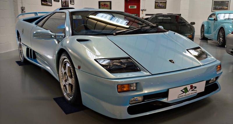 Super Veloce Racing Lamborghini Diablo Sv