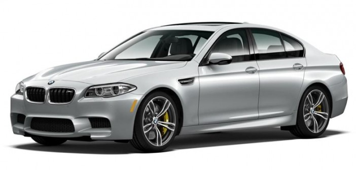 BMW Announces Competition Edition and Pure Metal Silver Limited Edition M5