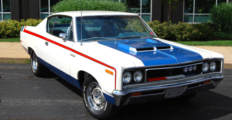 1969 Amc Rebel Machine