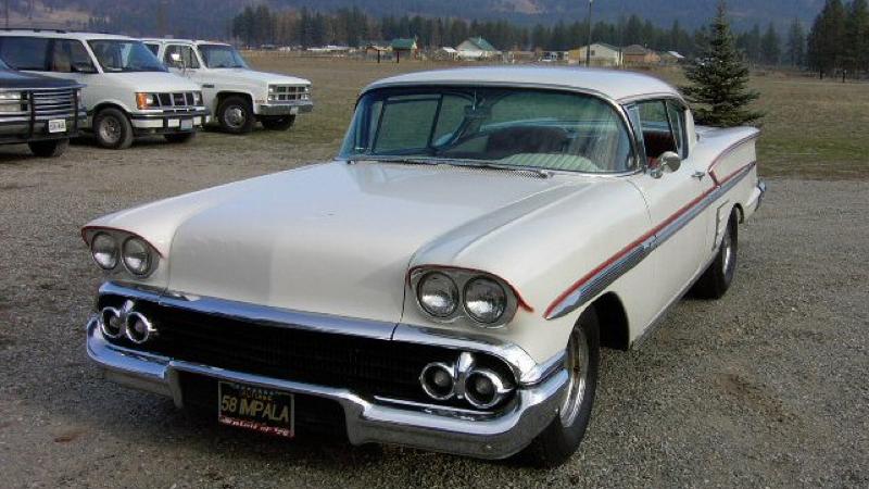 American Graffiti 1958 Chevy Impala